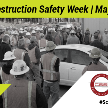 Every Week Must Be Safety Week