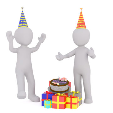 Happy {Belated} 105th Birthday MBI!