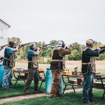 Great Times at the 6th Annual MBI-PAC Sporting Clay Builders' Classic Events!