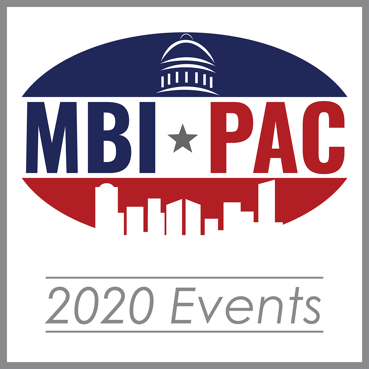 Update on MBI-PAC Events