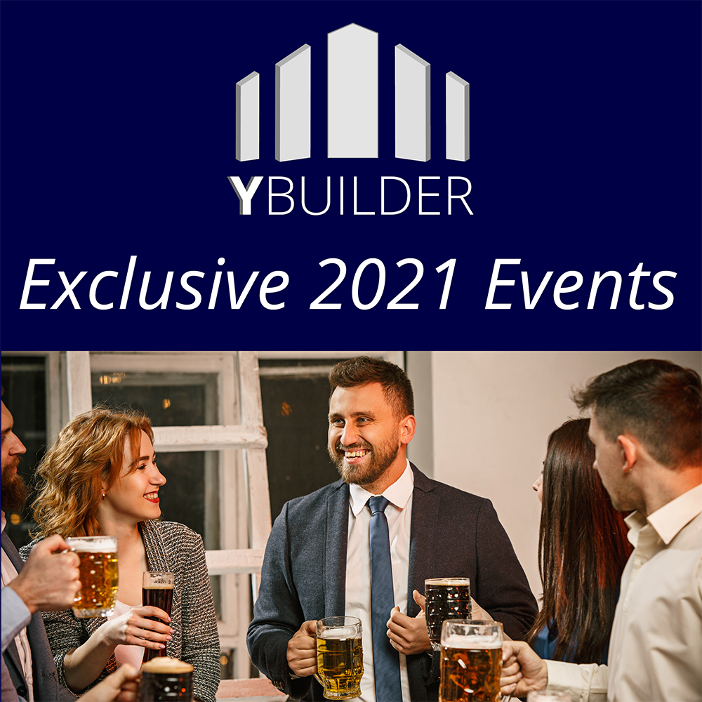 Upcoming YBuilder Events Scheduled for the Summer and Fall!